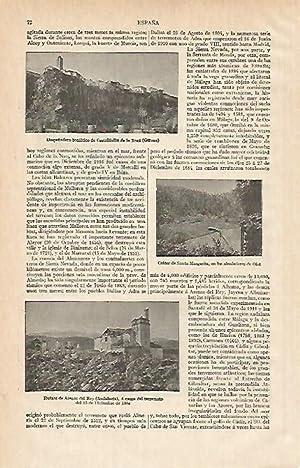 LAMINA ESPASA 15543: Castellfollit de la Roca: Varios