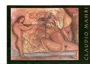 Postal 020728 : Exposicion pintura figura humana.: Varios