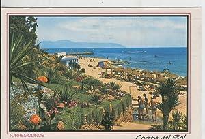 Postal 07888 : Torremolinos, playa de Montemar: Varios
