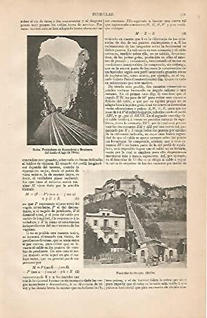 LAMINA ESPASA 24740: Funiculares de Suiza: Varios