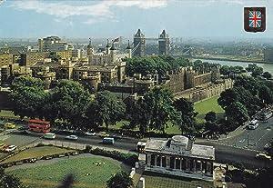 POSTAL 19082: London: Varios