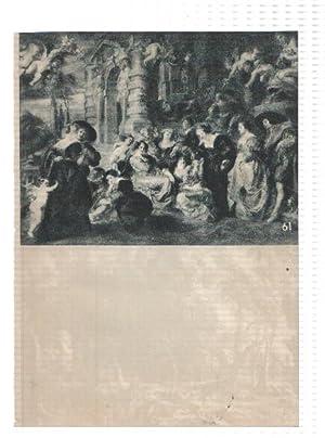 El Museo del Prado, laminas 61 y