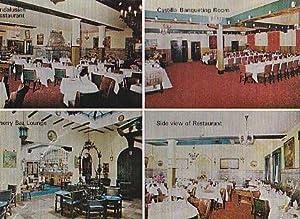 POSTAL B00433: Martinez Spanish Restaurant LTD London: Varios