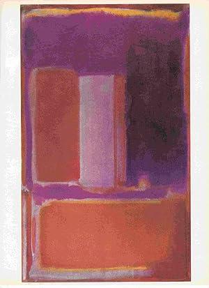 LAMINA 6778: Mark Rothko Numero 21 1949: Varios