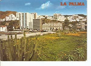 Postal 049858 : La Palma (Canarias) Santa: Varios