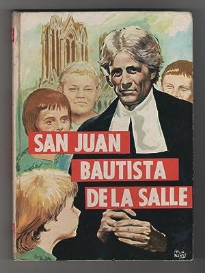 San Juan Bautista de la Salle: FLORES DE LEMUS,