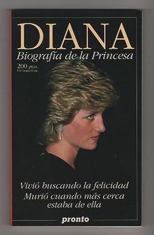 Diana. Biografía de la princesa: MUÑOZ, Pilar; JOLIS,