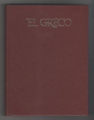 El Greco: LASSAIGNE, Jacques