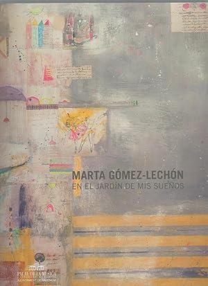 Marta Gómez Lechón en el jardín de: VV.AA