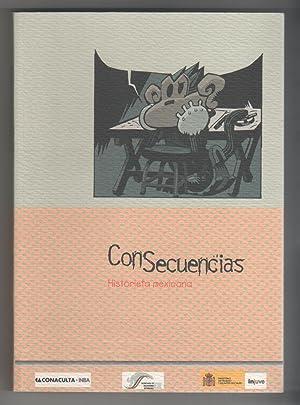 Consecuencias. Historieta mexicana: VV.AA