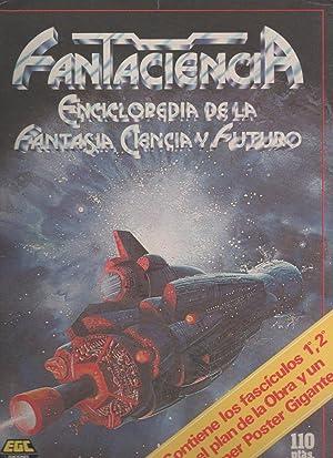 Fantaciencia. Enciclopedia de la fantasía, ciencia y futuro: VV.AA