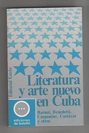 Literatura y arte nuevo en Cuba.: VV.AA.: