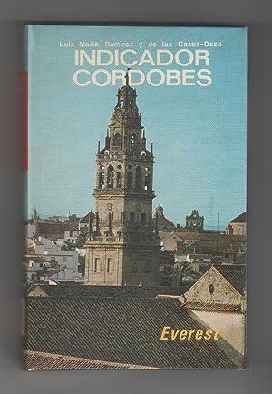 Indicador cordobés. Manual histórico topográfico de la: RAMÍREZ Y DE