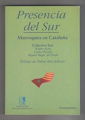 Presencia del sur. Marroquíes en Cataluña.: ACTIS, Walter; PEREDA,