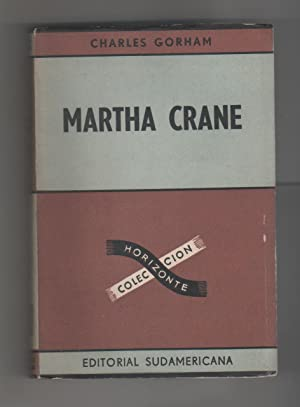 Martha Crane.: GORHAM, Charles: