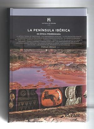La península ibérica. En época prerromana.: FERNÁNDEZ CASTRO, María