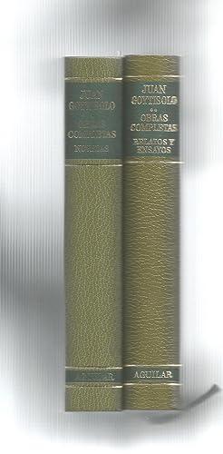 Obras completas ( 2 tomos).: GOYTISOLO, Juan: