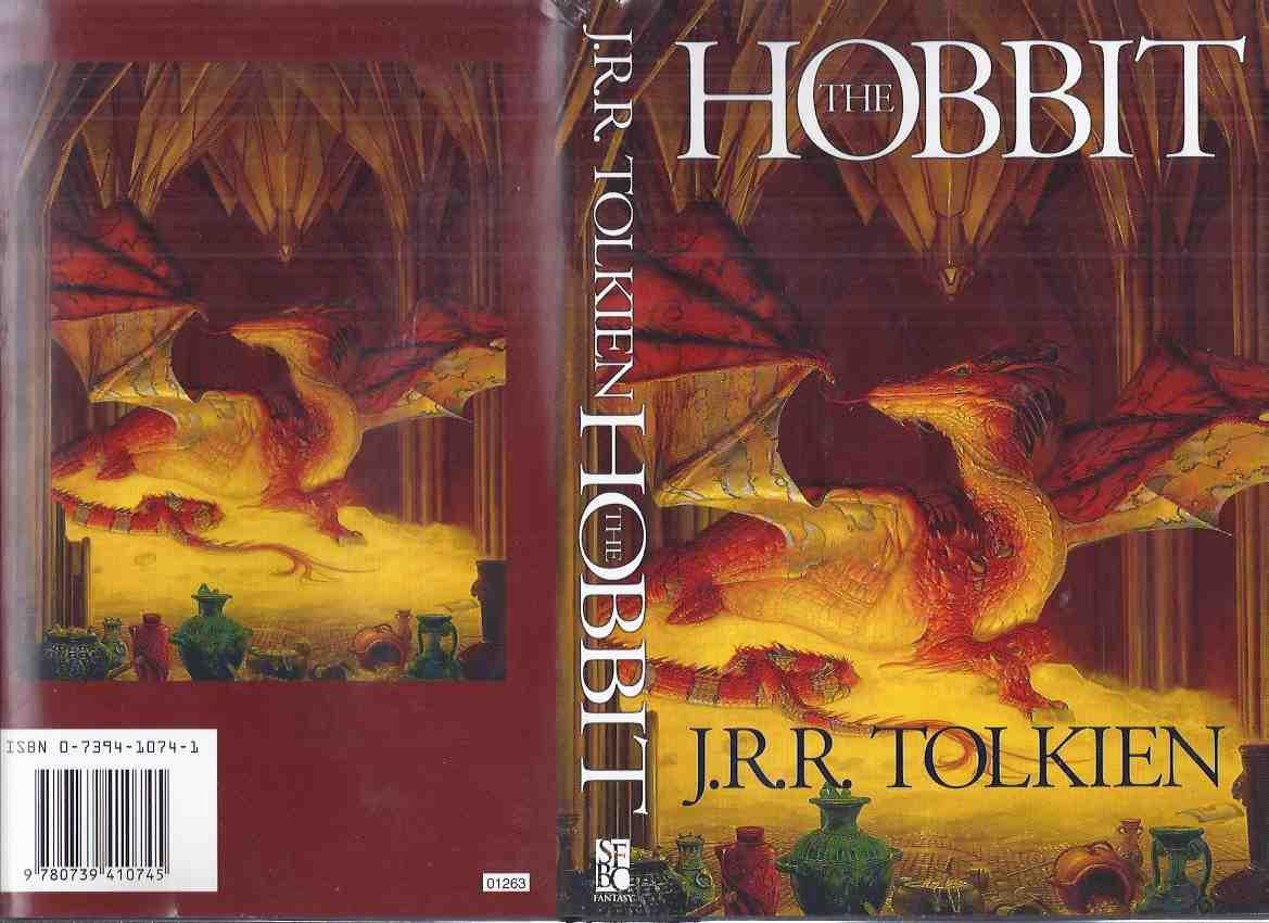 The Hobbit or, There and Back Again -by J R R Tolkien ...