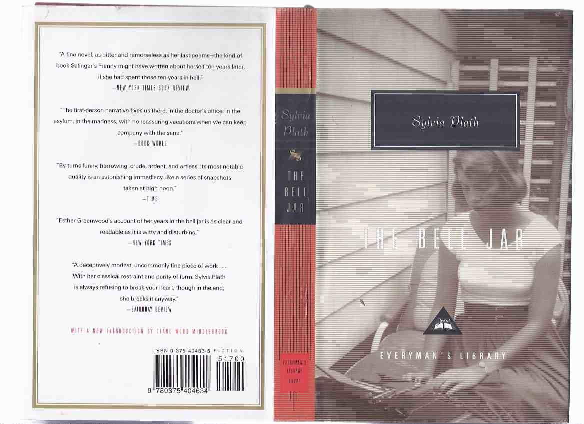 the bell jar first edition