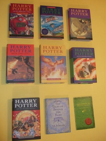 Harry Potter Book Level : Harry potter philosopher s stone aka sorcerer