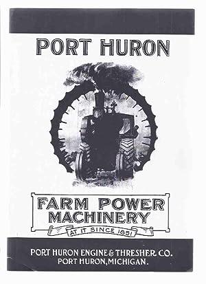 Port Huron Farm Power Machinery, Catalogue /: No Author /