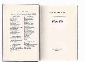 Plum Pie -by P G Wodehouse (: Wodehouse, P.G. (