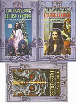 LOUISE COOPER: The Chaos Gate Trilogy, comprising: Cooper, Louise