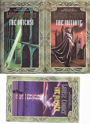 LOUISE COOPER: The Time Master Trilogy, comprising: Cooper, Louise