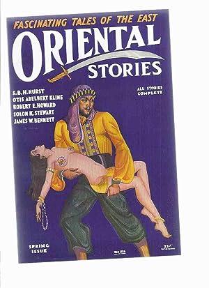 ORIENTAL STORIES - Volume 1 # 4: Wright, Farnsworth (ed.)