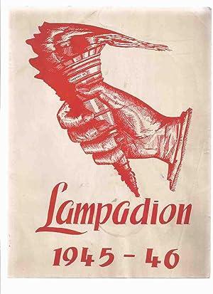Lampadion: 1945 - 46 ( 1945 -: No Author /