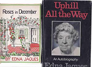 Roses in December -a Signed Copy (: Jaques, Edna (signed)