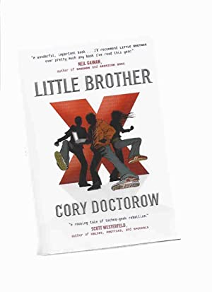 Little Brother -by Cory Doctorow: Doctorow, Cory