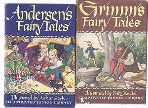 Andersen's Fairy Tales: Hans Christian Andersen ---Illustrations: Andersen, Hans Christian,