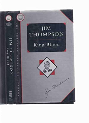 King Blood -by Jim Thompson, with an: Thompson, Jim (