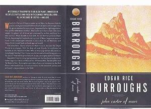 JOHN CARTER of MARS: A Princess of: Burroughs, Edgar Rice