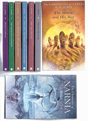 C S LEWIS - Narnia Chronicles: The: Lewis, C.S. (
