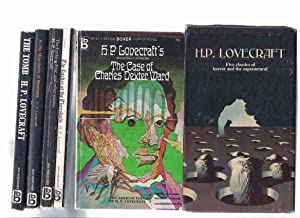Arkham Edition of H P Lovecraft: Boxed: Lovecraft, H.P. (