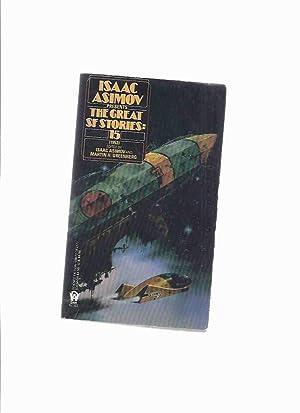 Isaac Asimov Presents The Great SF Stories,: Asimov, Isaac (ed)