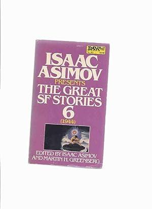 Isaac Asimov Presents The Great SF Stories: Asimov, Isaac (ed.)