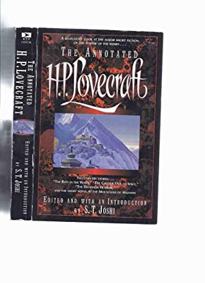 The Annotated H P Lovecraft -Includes The: Lovecraft, H P
