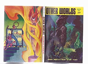 Other Worlds ( Digest Pulp ) Magazine,: Gibson, Joe; Ralph