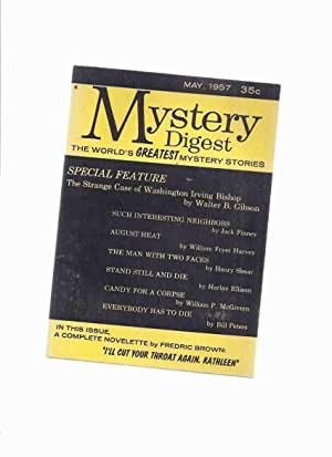 Mystery Digest : The World's Greatest Magazine: Finney, Jack; William
