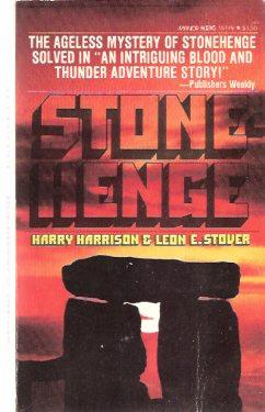 Stonehenge ---by Harry Harrison -a Signed Copy