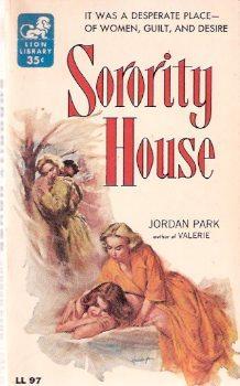Sorority House ---by Jordan Park: Park, Jordan (