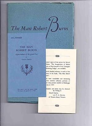 The Man Robert Burns 1759 - 1796: Smith, Grant, Introduction