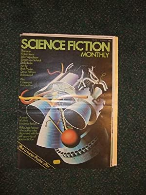 Science Fiction Monthly, Volume 1, # 9: Hornsey, Pat (