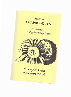 EERIECon Chapbook Ten Presented By The Buffalo: Niven, Larry (signed);