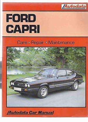 ford capri first edition abebooks rh abebooks com