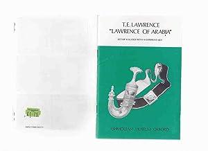 T E Lawrence: Lawrence of Arabia -: Wilson, J M