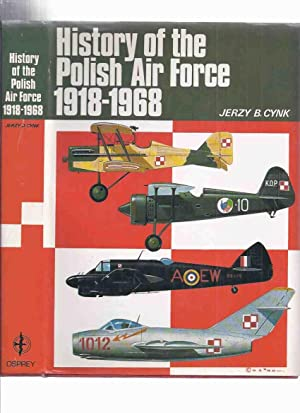 History of the Polish Air Force, 1918: Cynk, Jerzy B